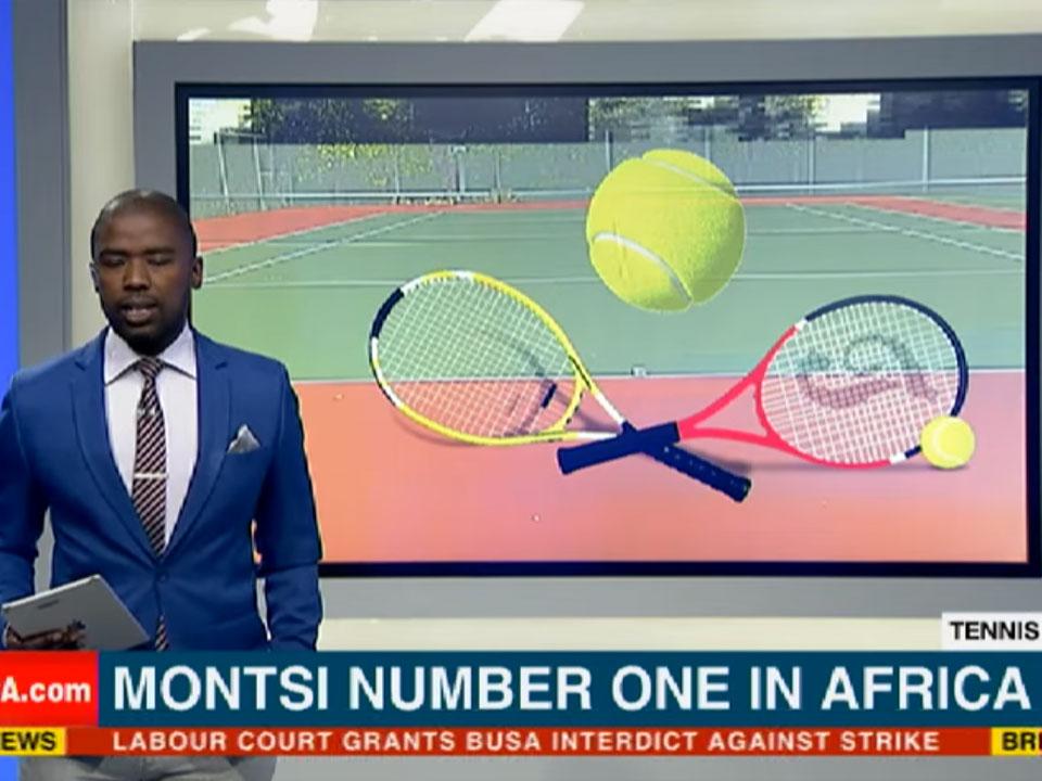 Khololwami Montsi Africa's #1
